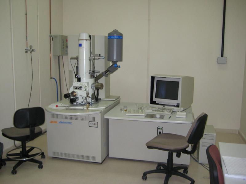 Microscopía Electrónica de barrido de Alta resolución