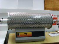 Horno tubular para tratamiento térmico