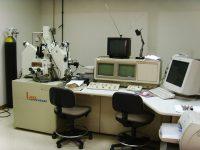 Microsonda electrónica para análisis microscópico. Mod: JEOL JXA-8900-M